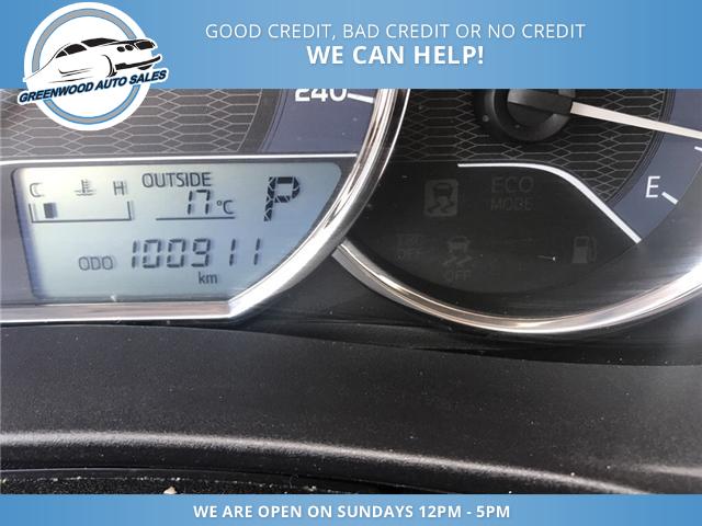 2016 Toyota Corolla S (Stk: 16-60539) in Greenwood - Image 8 of 14