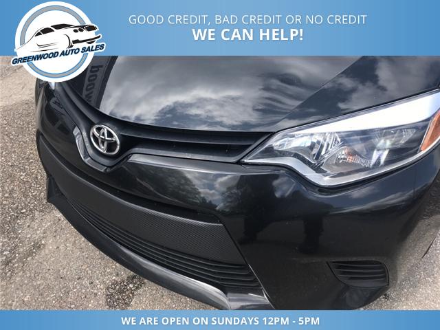 2016 Toyota Corolla S (Stk: 16-60539) in Greenwood - Image 13 of 14