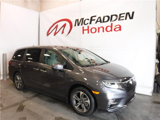 2019 Honda Odyssey EX-L (Stk: 1931) in Lethbridge - Image 1 of 19