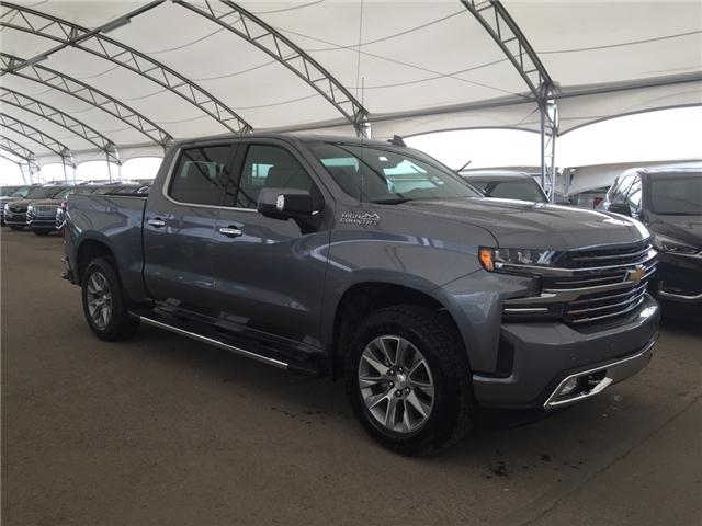 2019 Chevrolet Silverado 1500 High Country (Stk: 175433) in AIRDRIE - Image 1 of 26