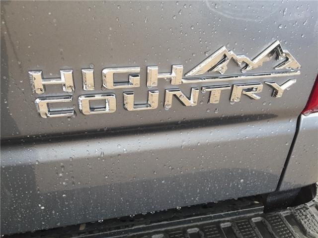 2019 Chevrolet Silverado 1500 High Country (Stk: 175433) in AIRDRIE - Image 7 of 26