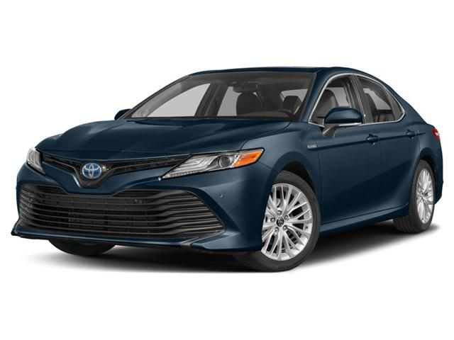 2019 Toyota Camry Hybrid LE (Stk: 8261) in Brampton - Image 1 of 9