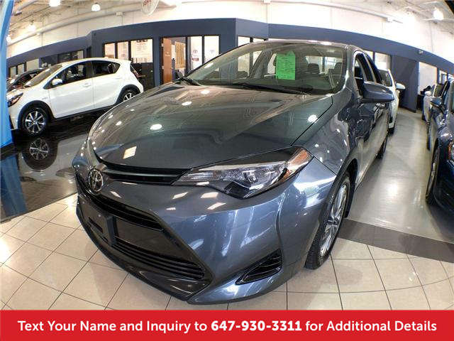 2019 Toyota Corolla LE (Stk: 20028) in Mississauga - Image 1 of 20