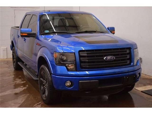 2014 Ford F150 FX4- BACKUP CAM * HEATED SEATS * SUNROOF (Stk: JLL000A) in Kingston - Image 2 of 30