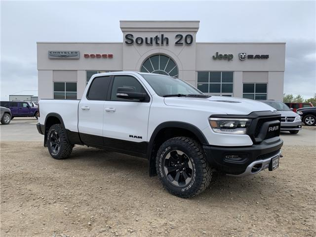 2019 RAM 1500 Rebel (Stk: 32477) in Humboldt - Image 1 of 27