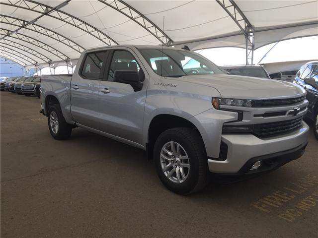 2019 Chevrolet Silverado 1500 RST (Stk: 175679) in AIRDRIE - Image 1 of 22