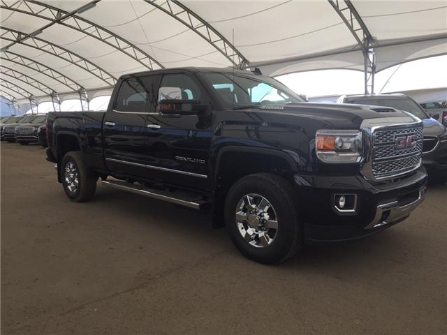 2019 GMC Sierra 3500HD Denali (Stk: 173331) in AIRDRIE - Image 1 of 24