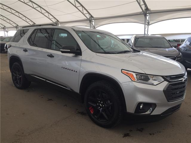 2019 Chevrolet Traverse Premier (Stk: 175490) in AIRDRIE - Image 1 of 30