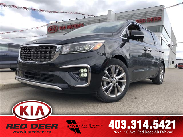 2019 Kia Sedona SXL+ (Stk: 9SD1285) in Red Deer - Image 2 of 27