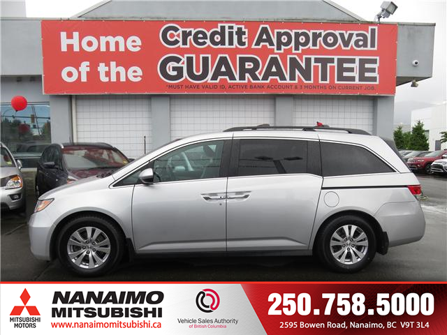 2014 Honda Odyssey EX (Stk: 8P0347A) in Nanaimo - Image 2 of 13