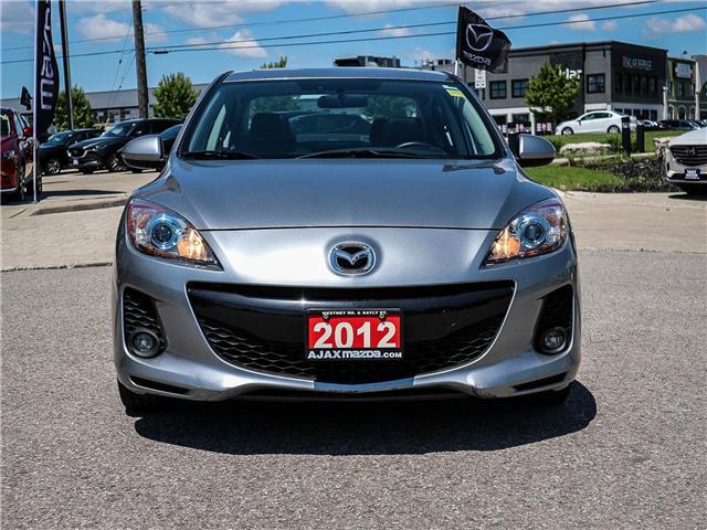2012 Mazda Mazda3 GS-SKY (Stk: 19-1219A) in Ajax - Image 2 of 23
