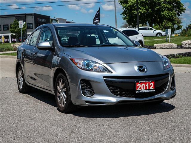 2012 Mazda Mazda3 GS-SKY (Stk: 19-1219A) in Ajax - Image 3 of 23
