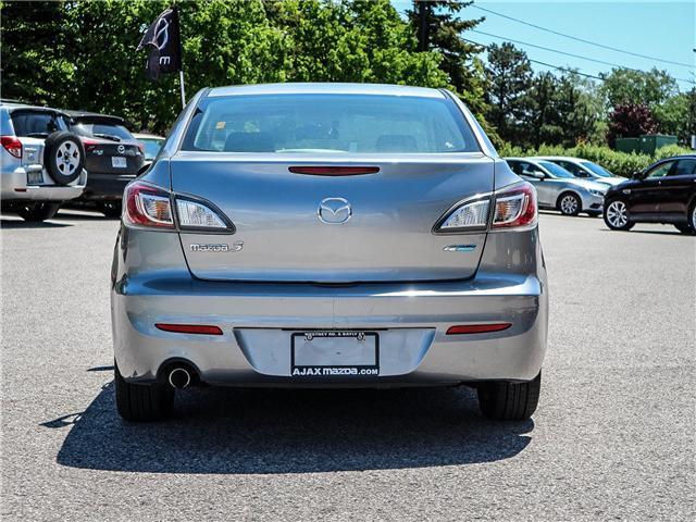2012 Mazda Mazda3 GS-SKY (Stk: 19-1219A) in Ajax - Image 6 of 23