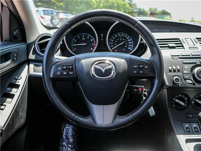2012 Mazda Mazda3 GS-SKY (Stk: 19-1219A) in Ajax - Image 12 of 23