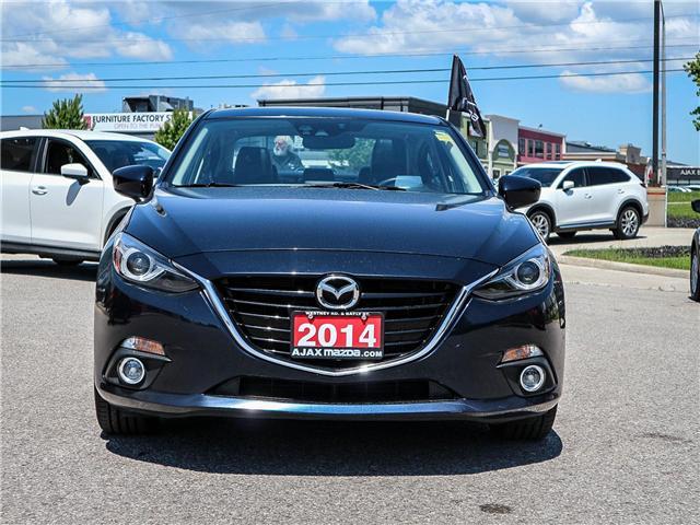 2014 Mazda Mazda3 GT-SKY (Stk: p5160) in Ajax - Image 2 of 23