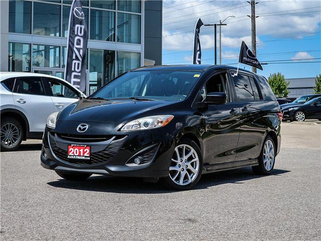 2012 Mazda Mazda5 GT (Stk: P5141) in Ajax - Image 1 of 22