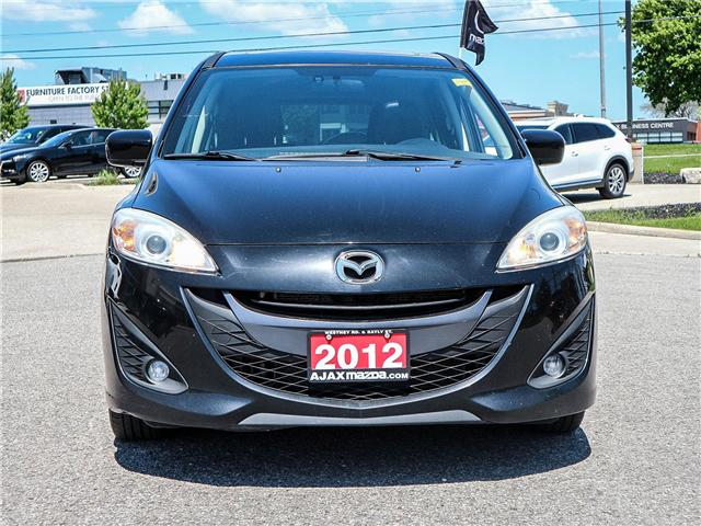 2012 Mazda Mazda5 GT (Stk: P5141) in Ajax - Image 2 of 22