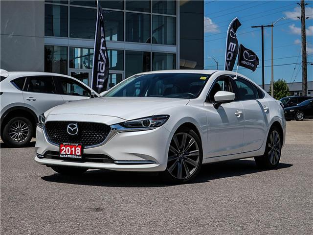 2018 Mazda MAZDA6 GT (Stk: P5112) in Ajax - Image 1 of 26
