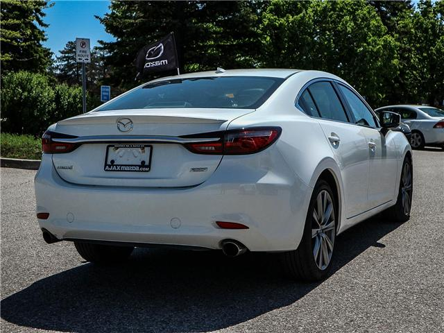 2018 Mazda MAZDA6 GT (Stk: P5112) in Ajax - Image 5 of 26