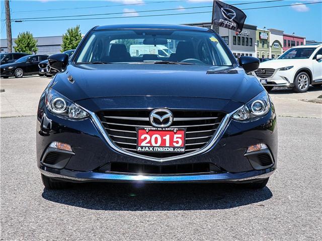 2015 Mazda Mazda3 GS (Stk: 19-1387A) in Ajax - Image 2 of 23