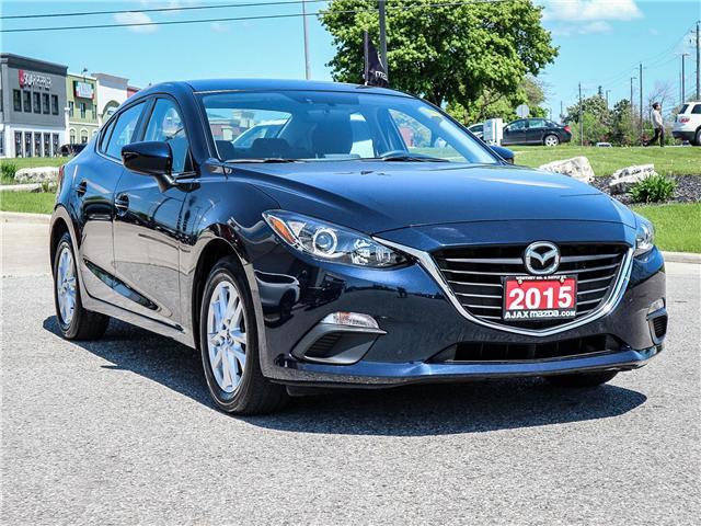 2015 Mazda Mazda3 GS (Stk: 19-1387A) in Ajax - Image 3 of 23