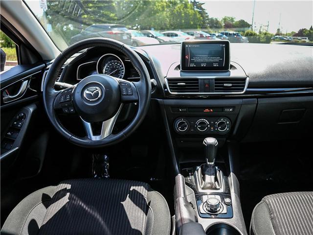 2015 Mazda Mazda3 GS (Stk: 19-1387A) in Ajax - Image 13 of 23