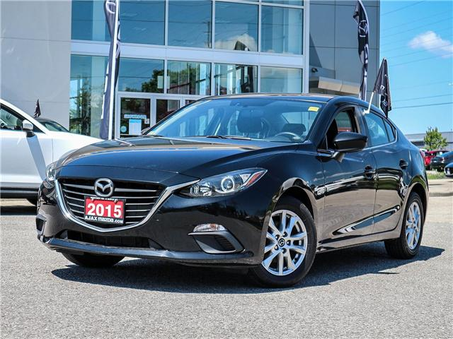 2015 Mazda Mazda3 GS (Stk: P5140) in Ajax - Image 1 of 24