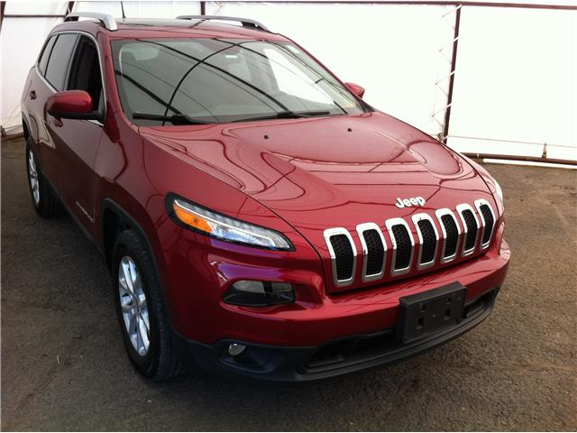 2016 Jeep Cherokee North (Stk: 190199A) in Ottawa - Image 1 of 30