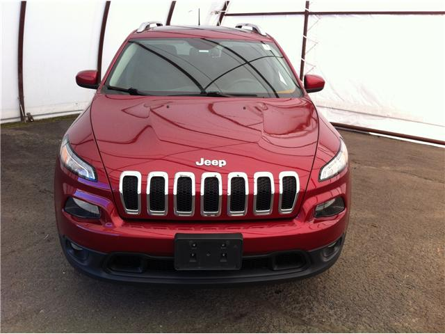 2016 Jeep Cherokee North (Stk: 190199A) in Ottawa - Image 2 of 30
