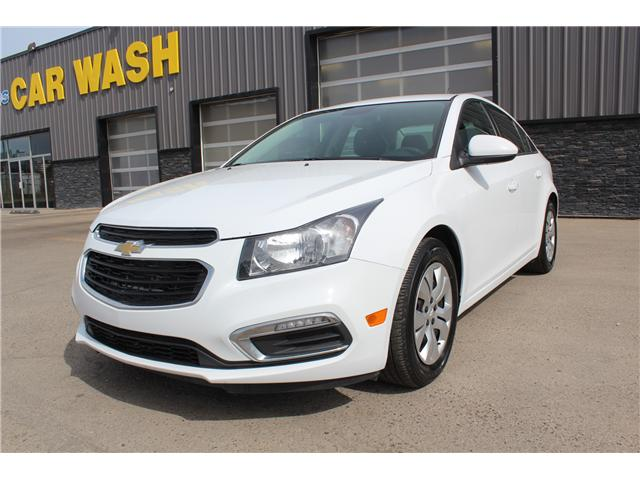 2015 Chevrolet Cruze 1LT (Stk: P1671) in Regina - Image 1 of 20