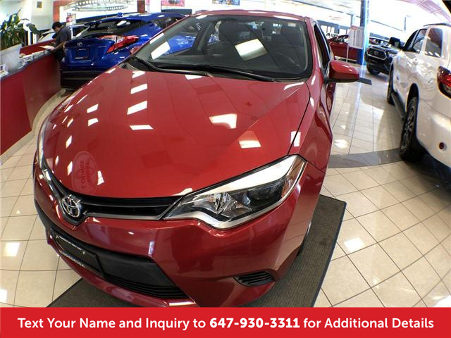 2015 Toyota Corolla LE (Stk: 20019) in Mississauga - Image 2 of 17