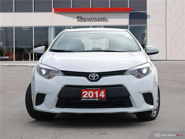 2014 Toyota Corolla LE (Stk: A219586) in London - Image 2 of 27