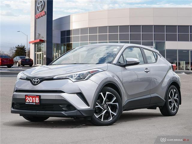 2018 Toyota C-HR XLE (Stk: U11004) in London - Image 1 of 27