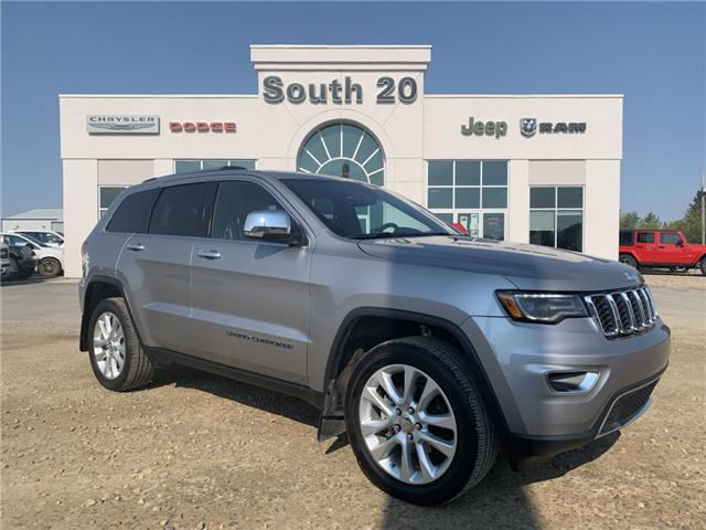 2017 Jeep Grand Cherokee Limited (Stk: 32462A) in Humboldt - Image 1 of 27