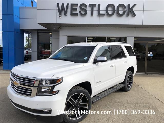2019 Chevrolet Tahoe Premier (Stk: 19T41) in Westlock - Image 1 of 8