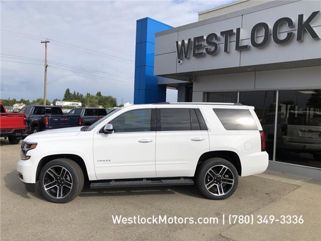 2019 Chevrolet Tahoe Premier (Stk: 19T41) in Westlock - Image 2 of 8