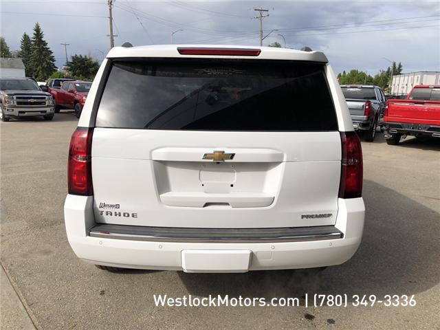 2019 Chevrolet Tahoe Premier (Stk: 19T41) in Westlock - Image 3 of 8