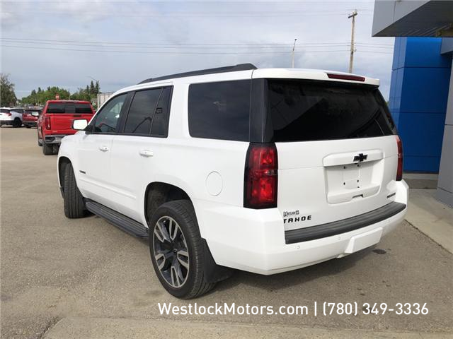 2019 Chevrolet Tahoe Premier (Stk: 19T95) in Westlock - Image 3 of 9