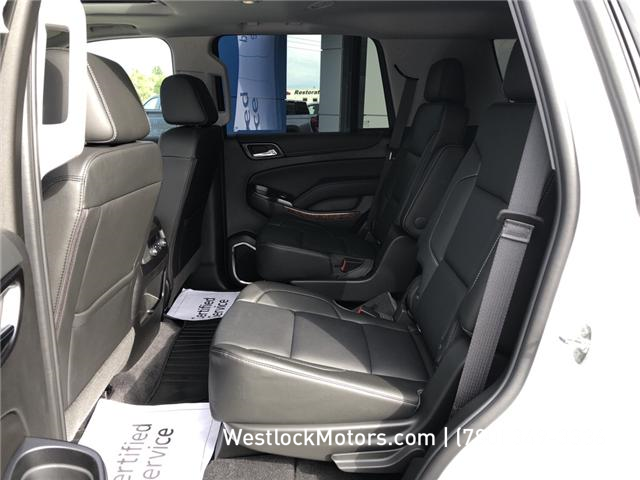 2019 Chevrolet Tahoe Premier (Stk: 19T95) in Westlock - Image 9 of 9
