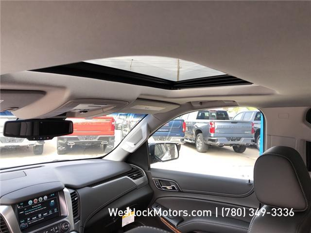 2019 Chevrolet Tahoe Premier (Stk: 19T95) in Westlock - Image 5 of 9