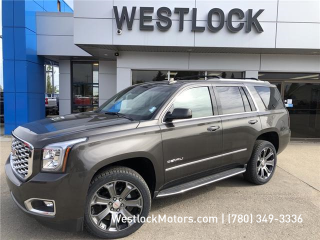 2019 GMC Yukon Denali (Stk: 19T60) in Westlock - Image 1 of 7