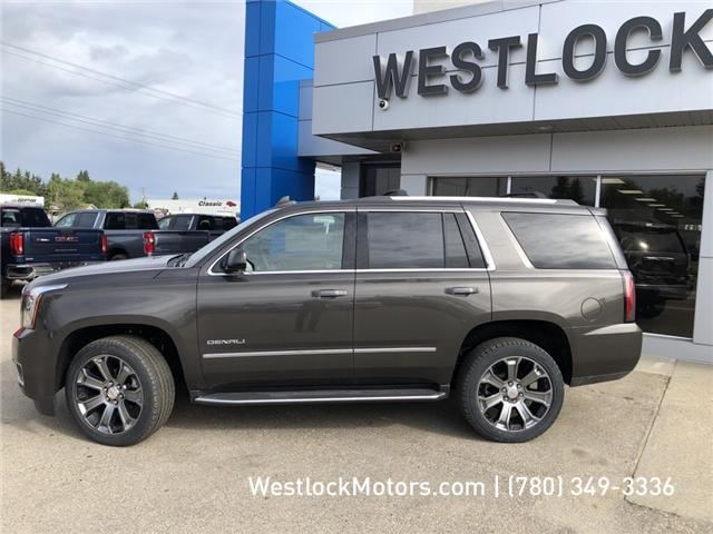 2019 GMC Yukon Denali (Stk: 19T60) in Westlock - Image 2 of 7
