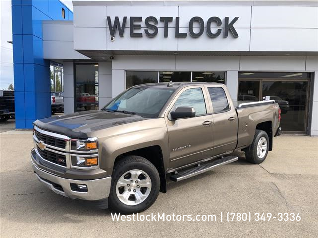2015 Chevrolet Silverado 1500  (Stk: 19T133A) in Westlock - Image 1 of 14