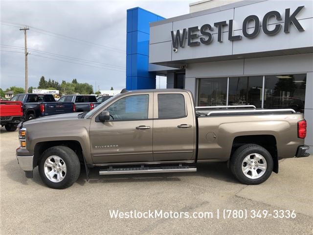 2015 Chevrolet Silverado 1500  (Stk: 19T133A) in Westlock - Image 2 of 14