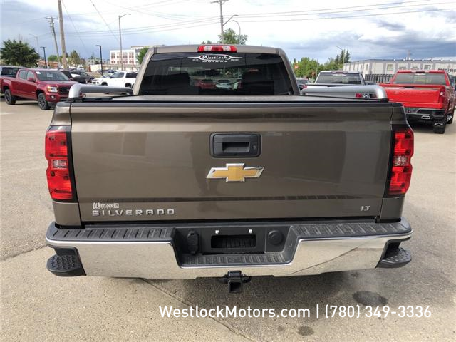 2015 Chevrolet Silverado 1500  (Stk: 19T133A) in Westlock - Image 4 of 14