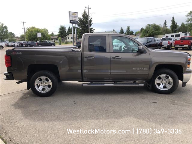 2015 Chevrolet Silverado 1500  (Stk: 19T133A) in Westlock - Image 6 of 14