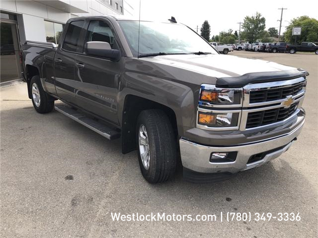 2015 Chevrolet Silverado 1500  (Stk: 19T133A) in Westlock - Image 7 of 14