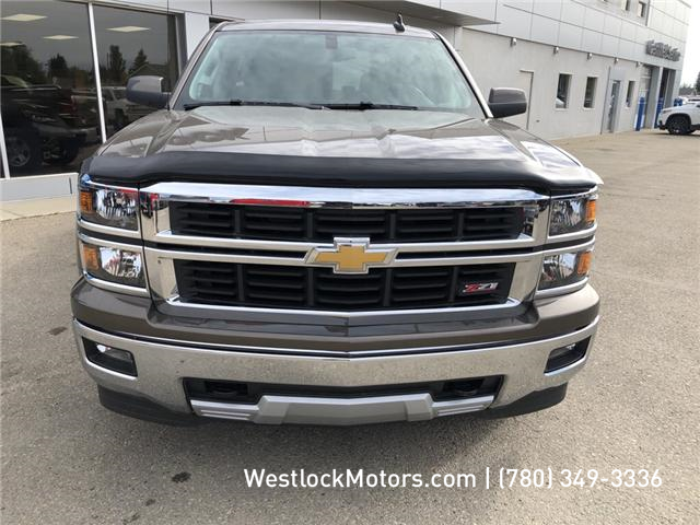2015 Chevrolet Silverado 1500  (Stk: 19T133A) in Westlock - Image 8 of 14