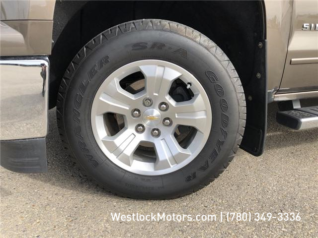 2015 Chevrolet Silverado 1500  (Stk: 19T133A) in Westlock - Image 9 of 14