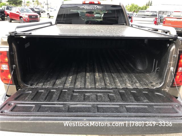 2015 Chevrolet Silverado 1500  (Stk: 19T133A) in Westlock - Image 10 of 14